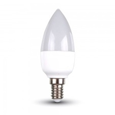 LED žárovka Candle 6W E14 VT-1855