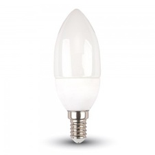 LED žárovka Candle 4W E14 VT-1818