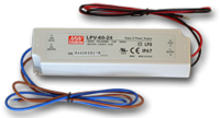 Zdroj Mean Well LPV-60W-24V