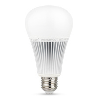 Mi-Light LED žárovka CCT E27 9W (6)