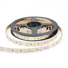 LED pásek 14,4W/m CCT 60LED/m 2v1 CRI93 5050 IP20